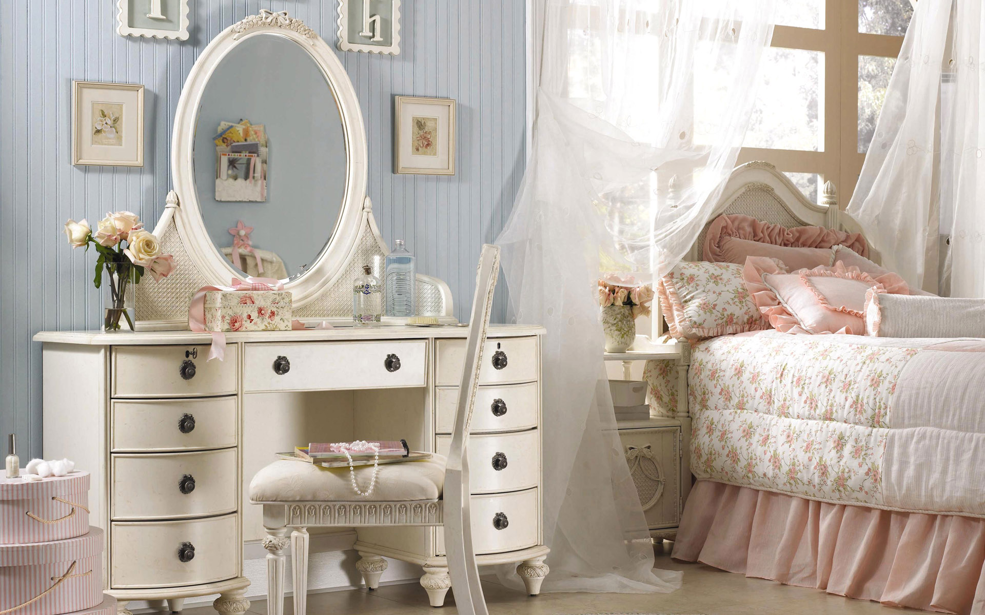 luxury-lovely-bedroom-decoration-interior-girlish-design